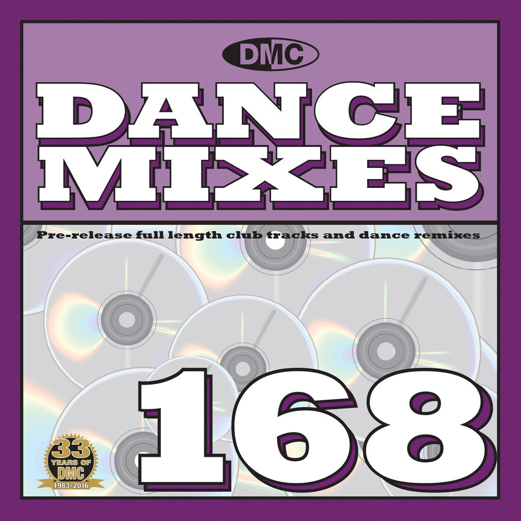DMC Dance Mixes 168