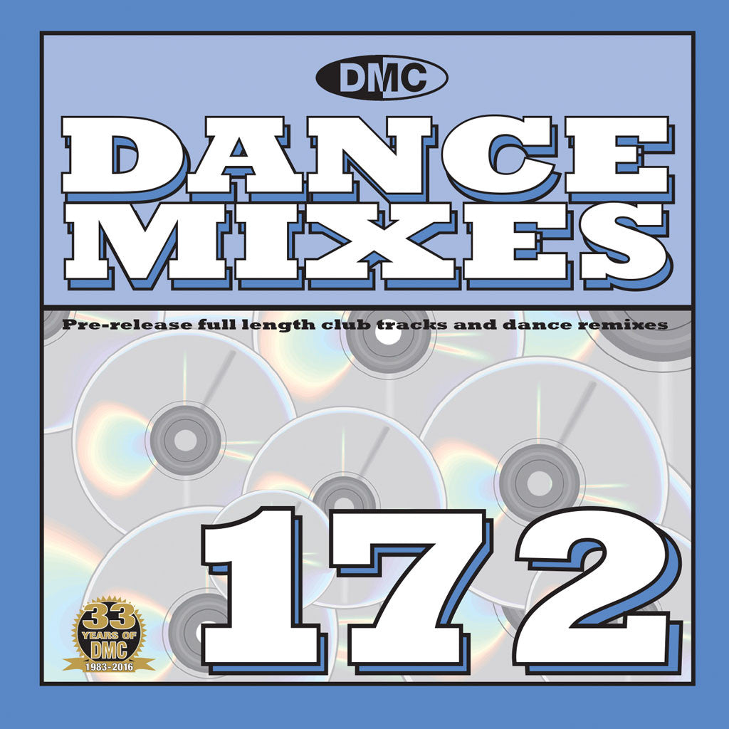 DMC Dance Mixes 172