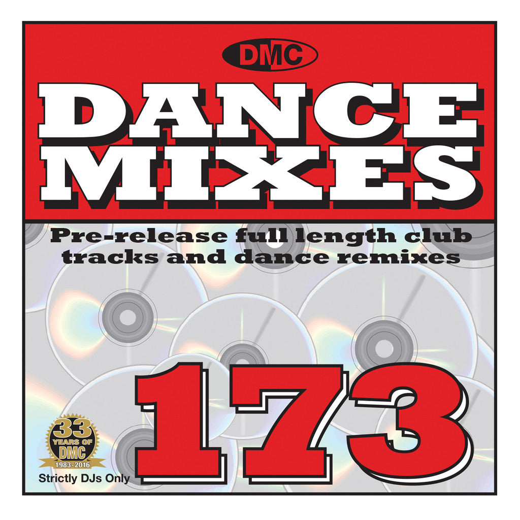 DMC Dance Mixes 173