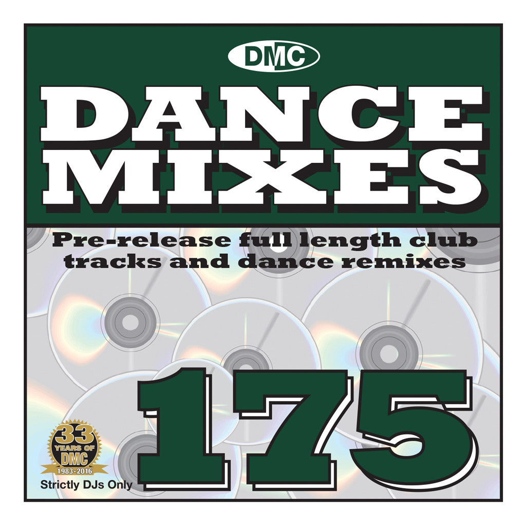DMC Dance Mixes 175