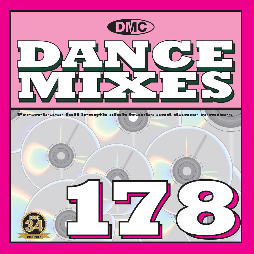 DMC Dance Mixes 178
