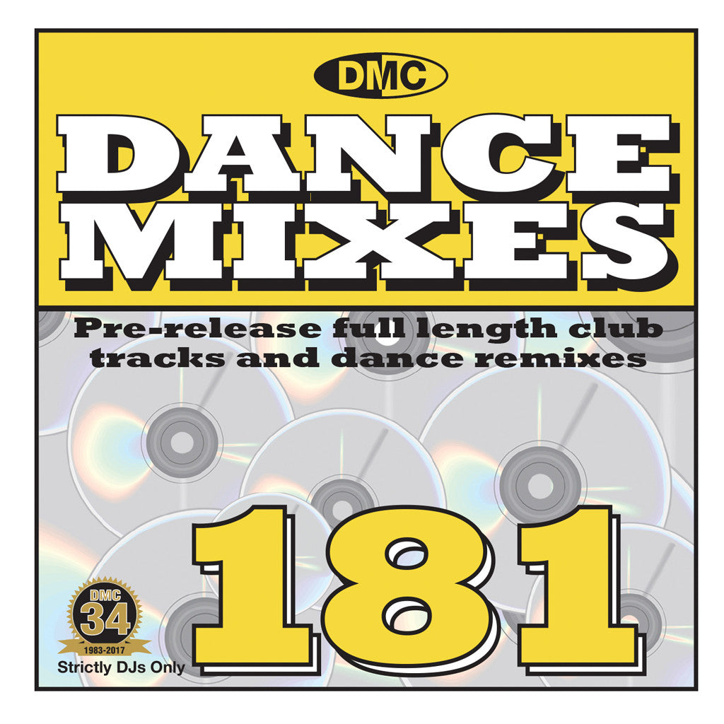 DMC Dance Mixes 181