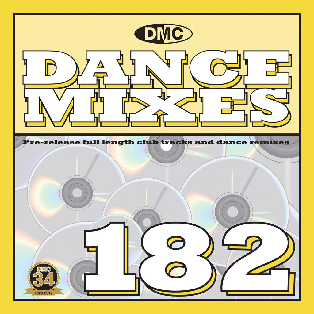 DMC Dance Mixes 182