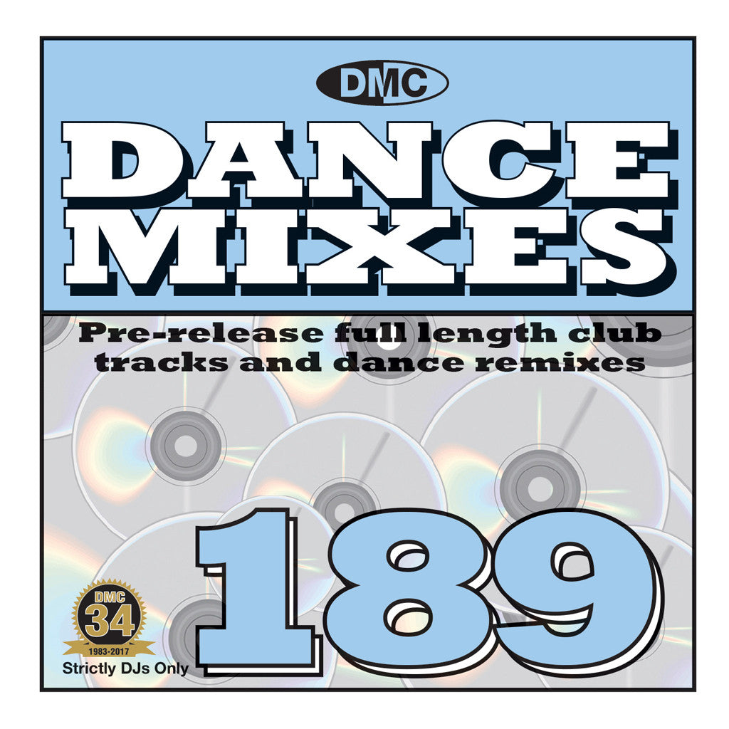 DMC Dance Mixes 189