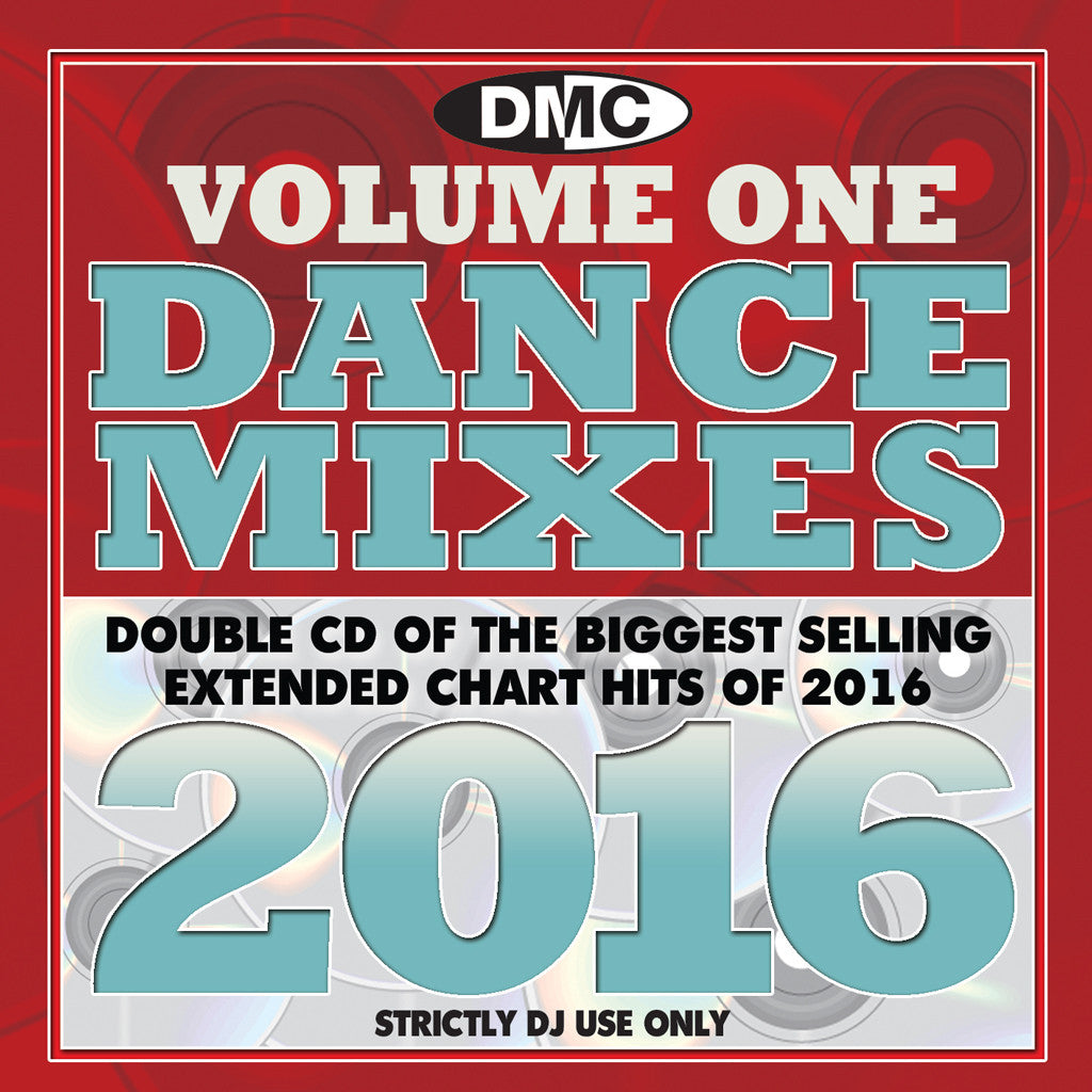 DMC Dance Mixes 2016 Volume 1