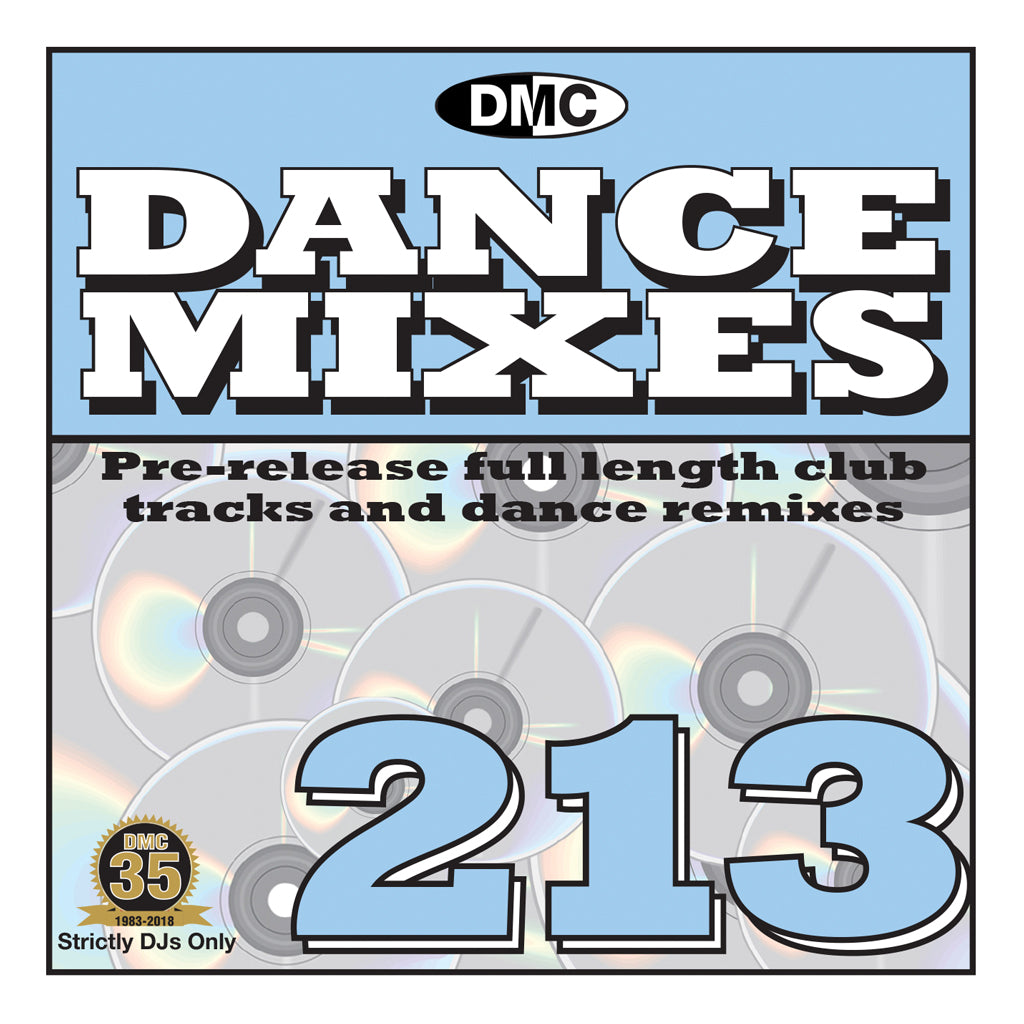 DMC Dance Mixes 213