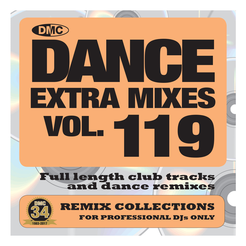 DMC Dance Extra Mixes 119