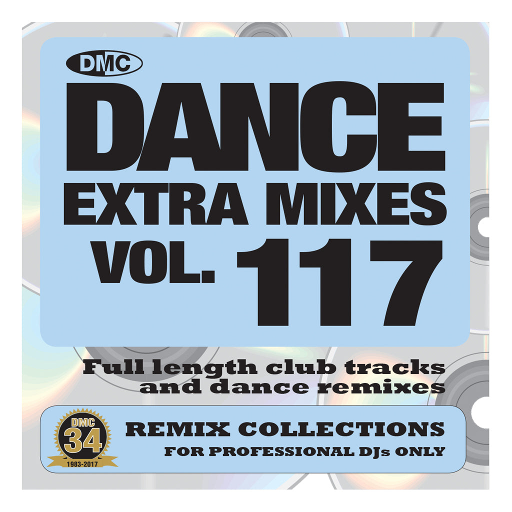 DMC Dance Extra Mixes 117