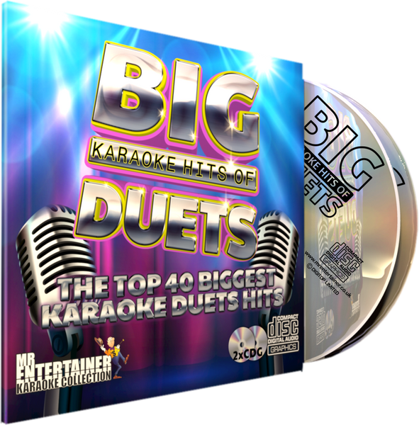 Mr Entertainer Big Karaoke Hits of Duets – Session Music