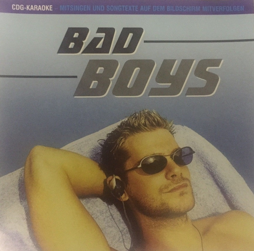 Easy Karaoke CDG Disc - EZBAD - Bad Boys