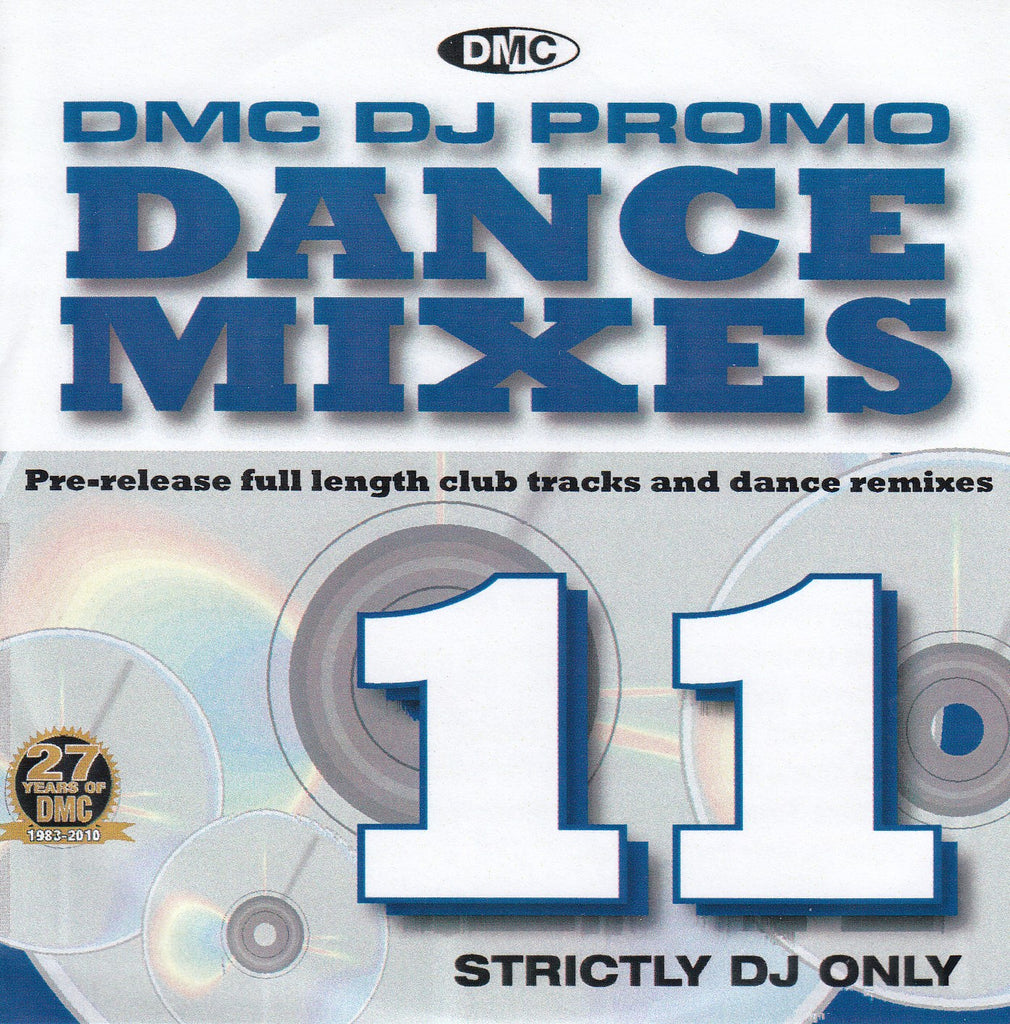 DMC DJ Only Dance Mixes 11