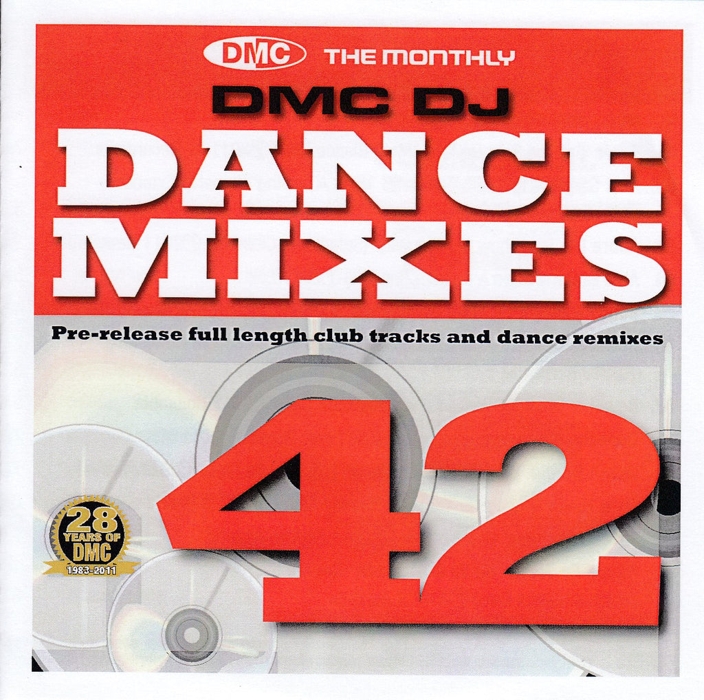 DMC Dance Mixes 42 June 2011
