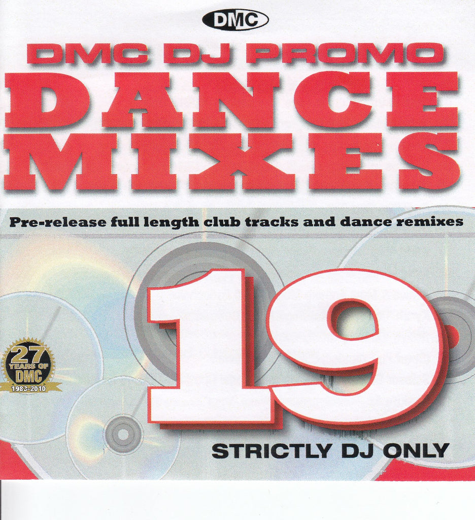 DMC DJ Only Dance Mixes 19