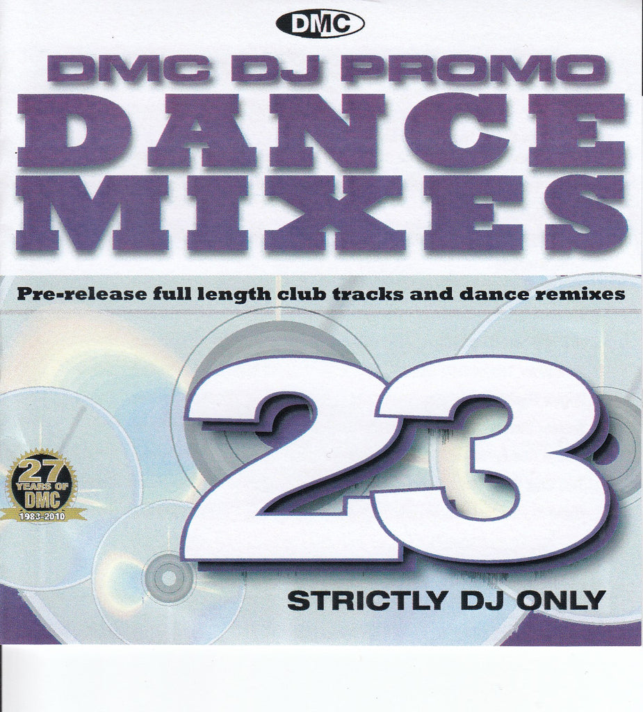 DMC DJ Only Dance Mixes 23