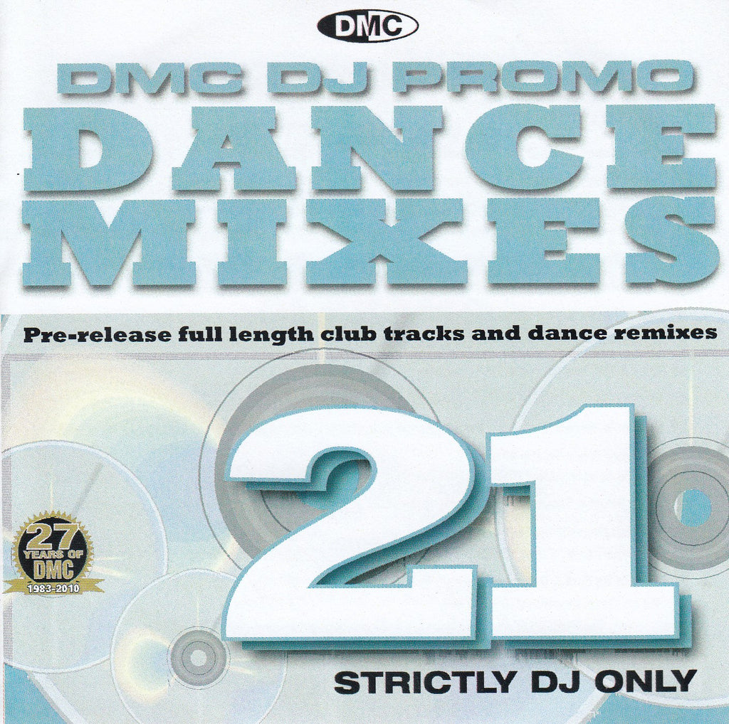 DMC DJ Only Dance Mixes 21