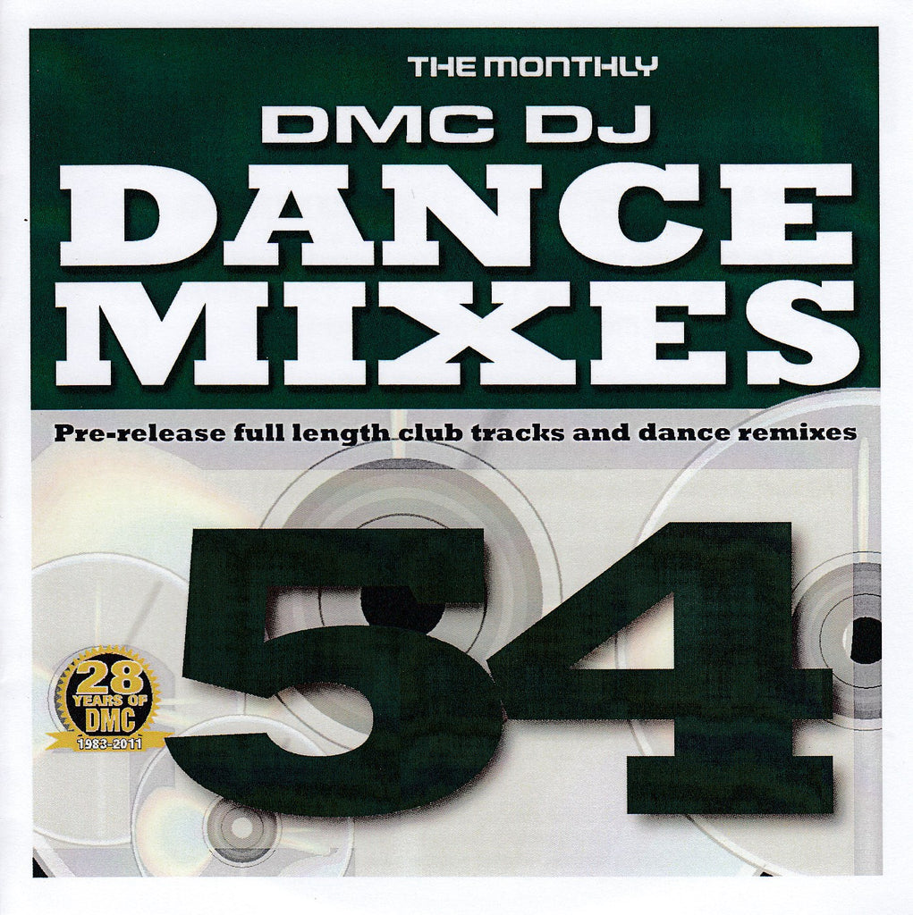 DMC Dance Mixes 54