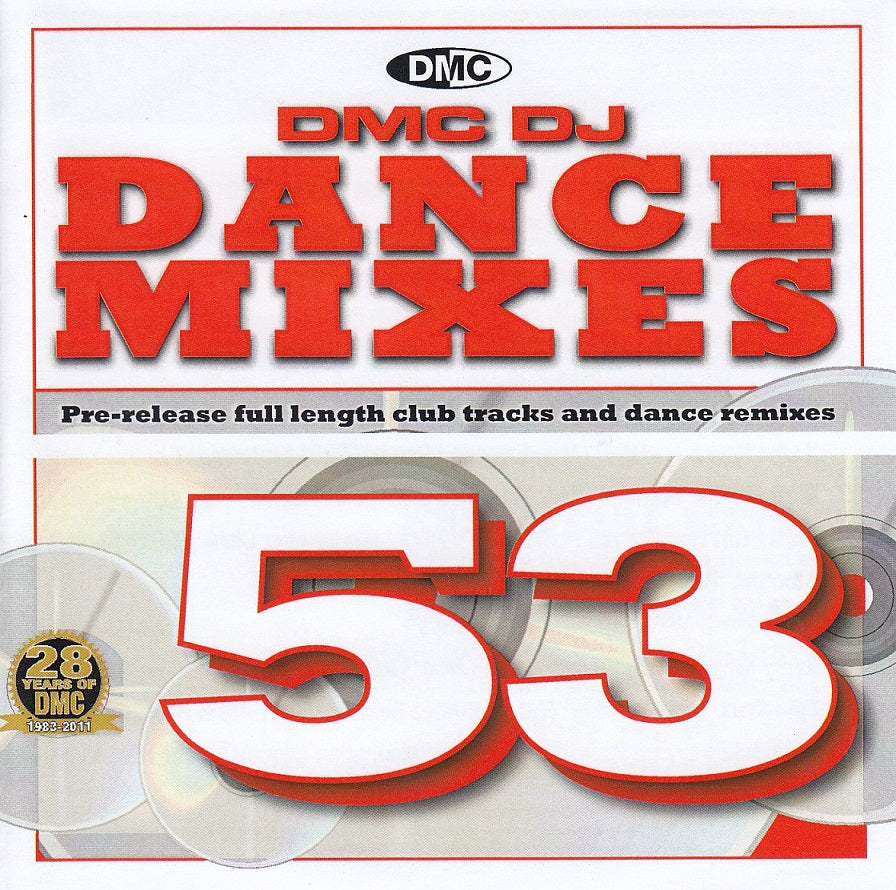 DMC Dance Mixes 53 December 2011