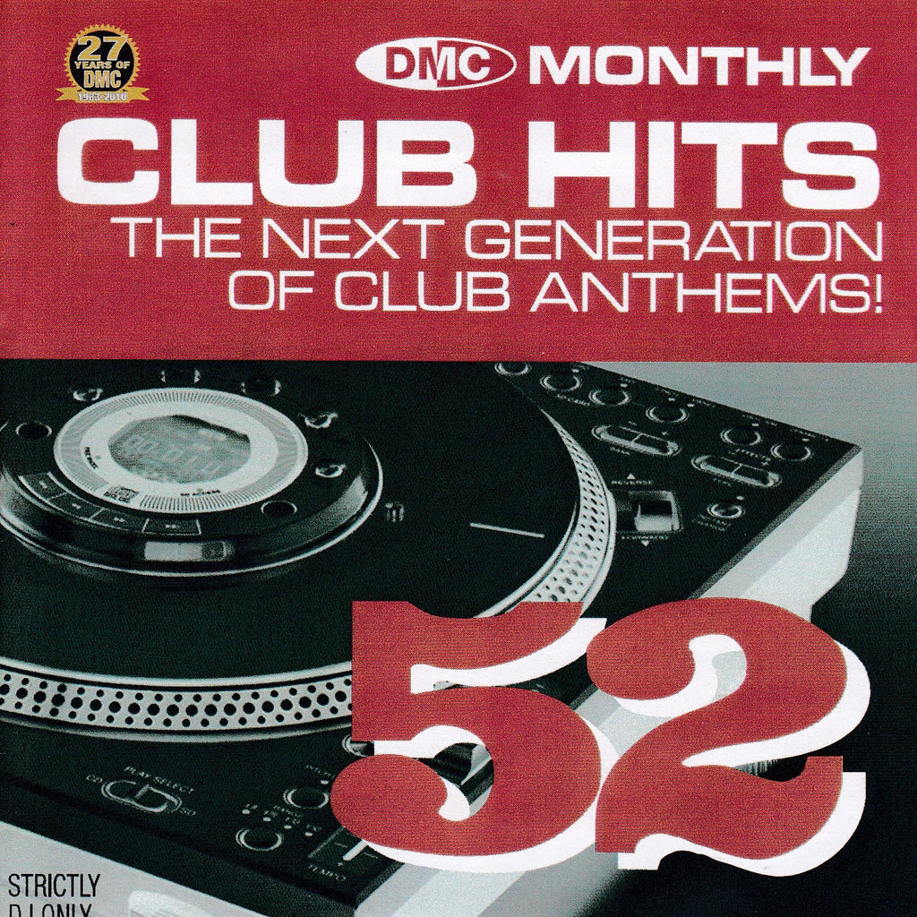 DMC Essential Club Hits 52