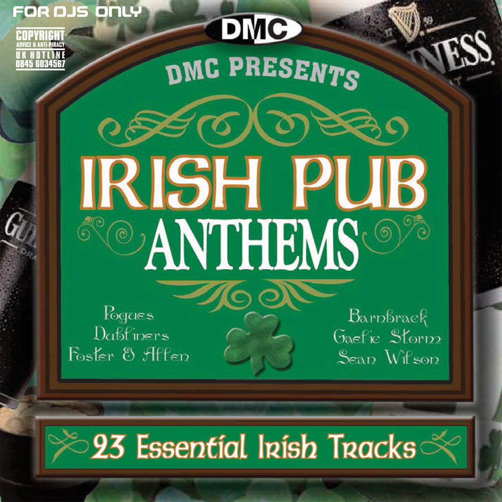 DMC Irish Pub Anthems