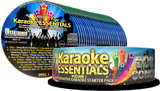 Karaoke Essentials Vol. 1 - 500 Song CD+G Disc Set