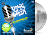 Mr Entertainer Karaoke Chart Hits Update Double CDG Pack - Spring 2020