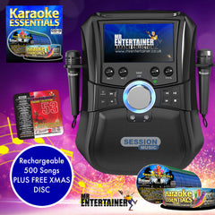 Mr Entertainer Megabox Essentials Song Package