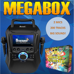 Mr Entertainer Megabox