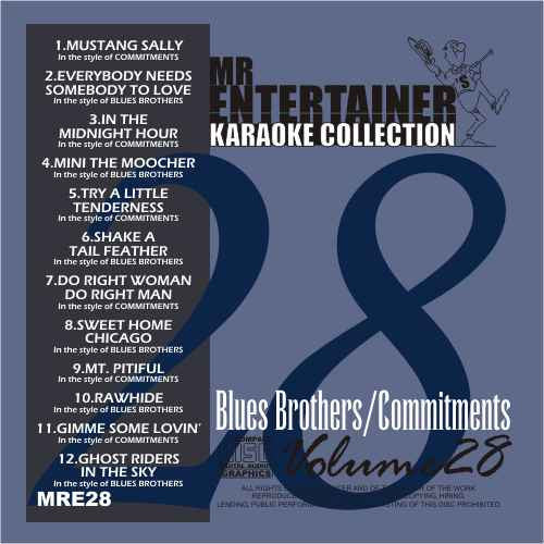 MRE28 - Blues Brothers & Commitments