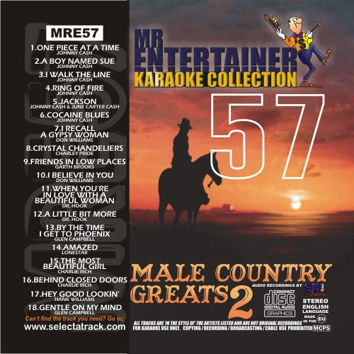 MRE57 - Male Country