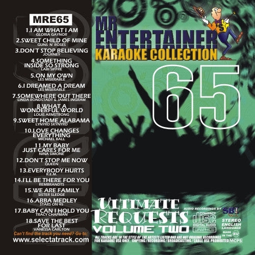 MRE65 - Ultimate Requests Vol 2