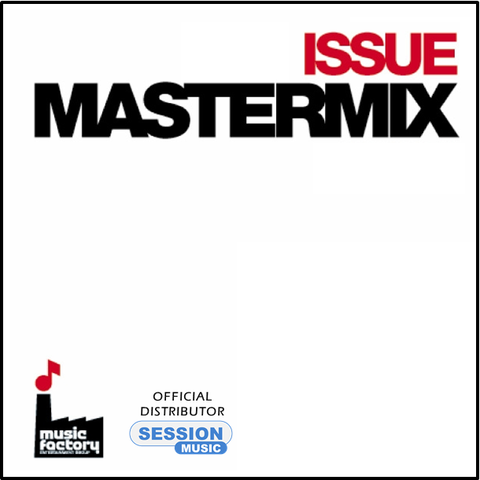 MasterMix DJ CD - Issue 297 White - March 2011