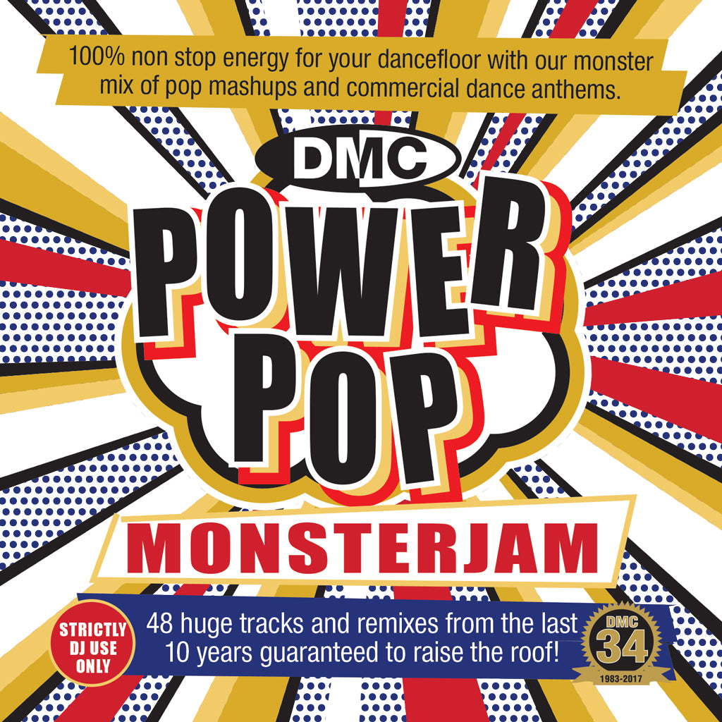 DMC Power Pop Monsterjam 1