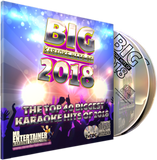 Mr Entertainer Big Karaoke Hits of 2018