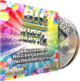 Mr Entertainer Big Karaoke Hits of Kids Party Bundle