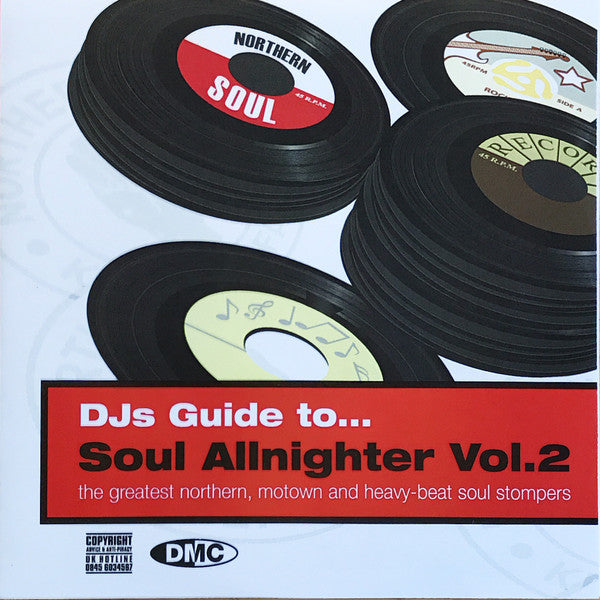 DMC DJs Guide to Soul Allnighter Vol. 2