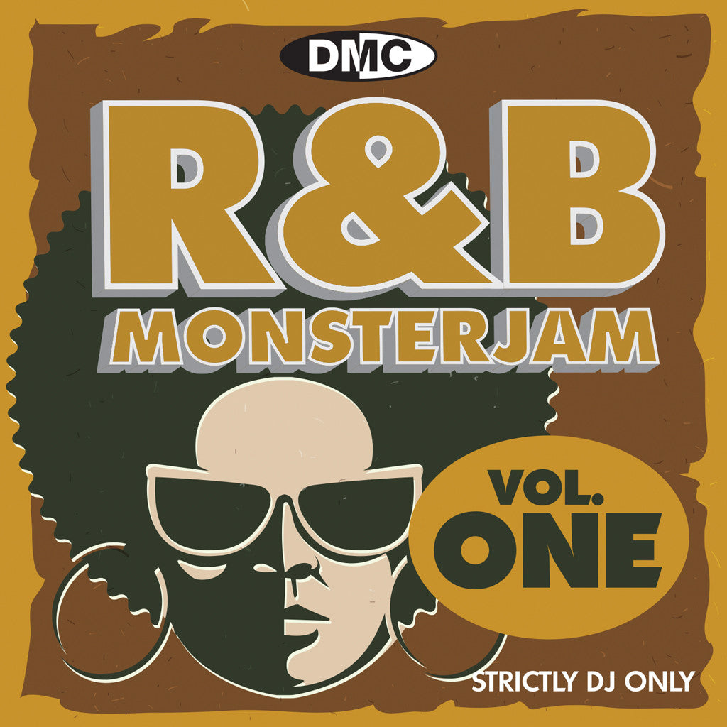 DMC R&B Monsterjam Vol 1