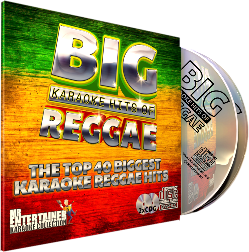 Mr Entertainer Big Karaoke Hits of Reggae
