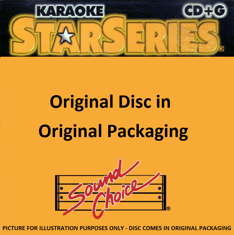 Sound Choice Karaoke SC2058 - Female Country Hits Vol 3