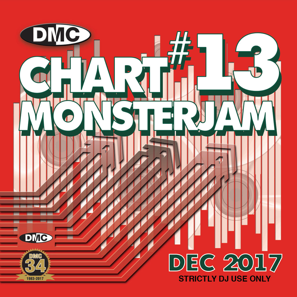 DMC Chart Monsterjam 13