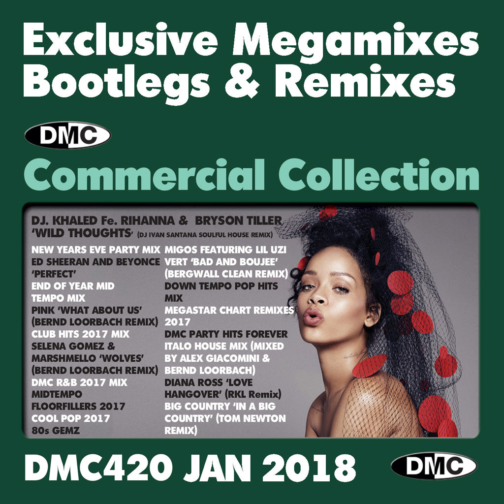 DMC Commercial Collection 420 January 2018
