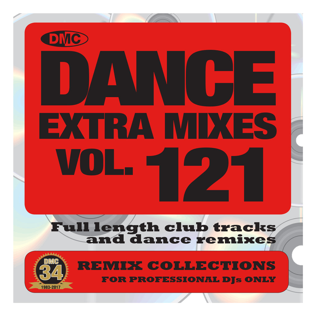 DMC Dance Extra Mixes 121