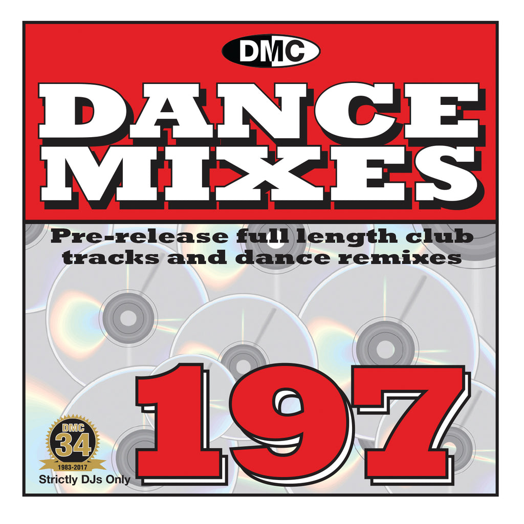 DMC Dance Mixes 197