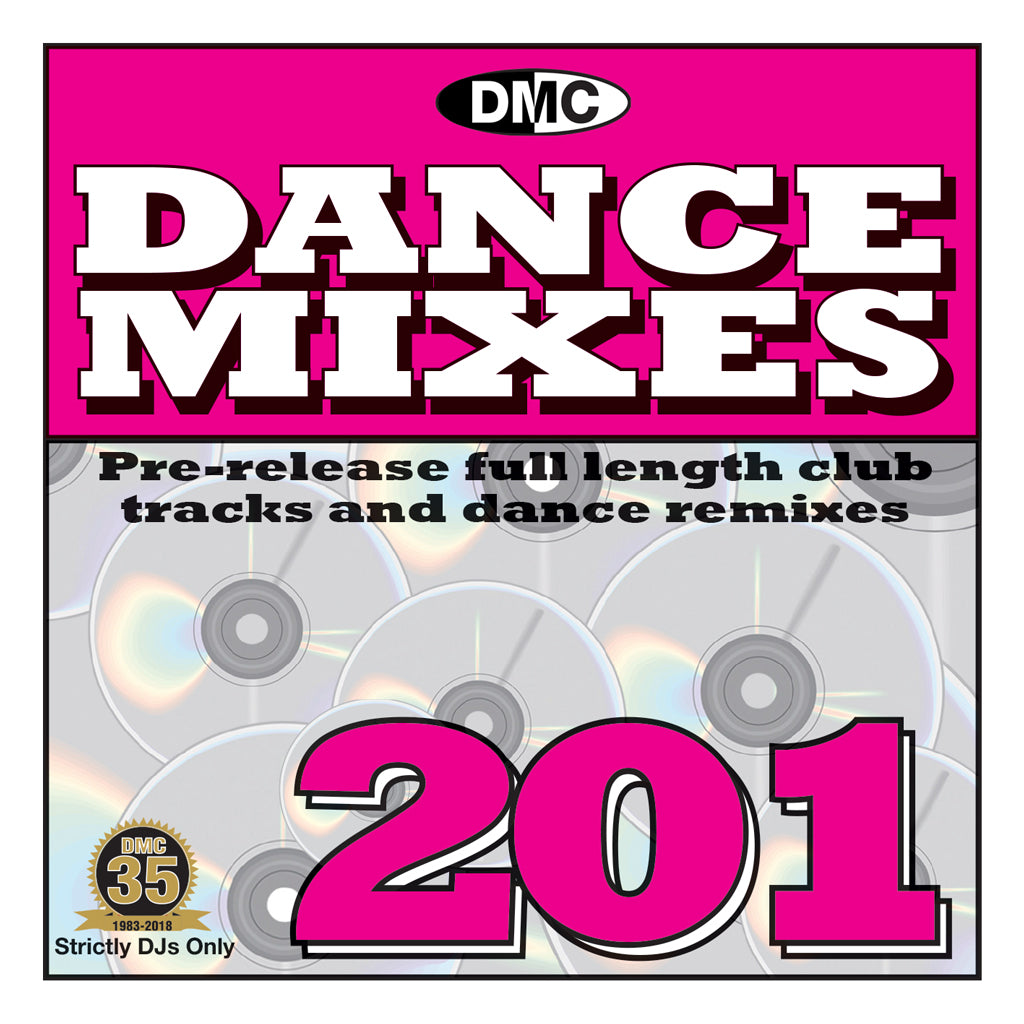 DMC Dance Mixes 201