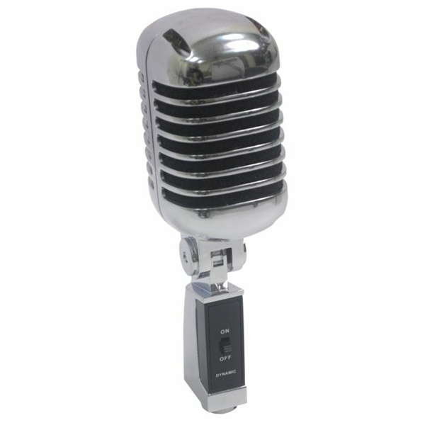 NJS Professional Retro Style Microphone