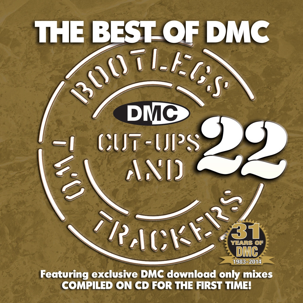 The Best Of DMC Bootlegs Cut Ups & Two Trackers Vol 22