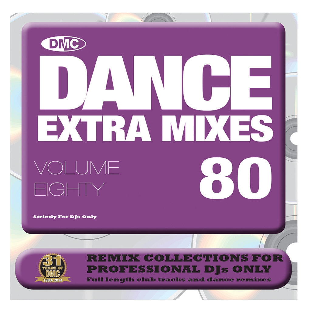 DMC Dance Extra Mixes 80