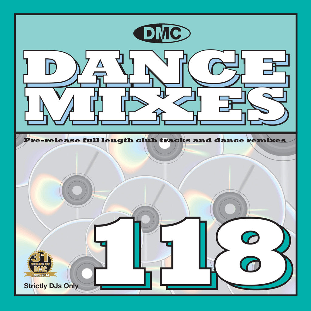 DMC Dance Mixes 118