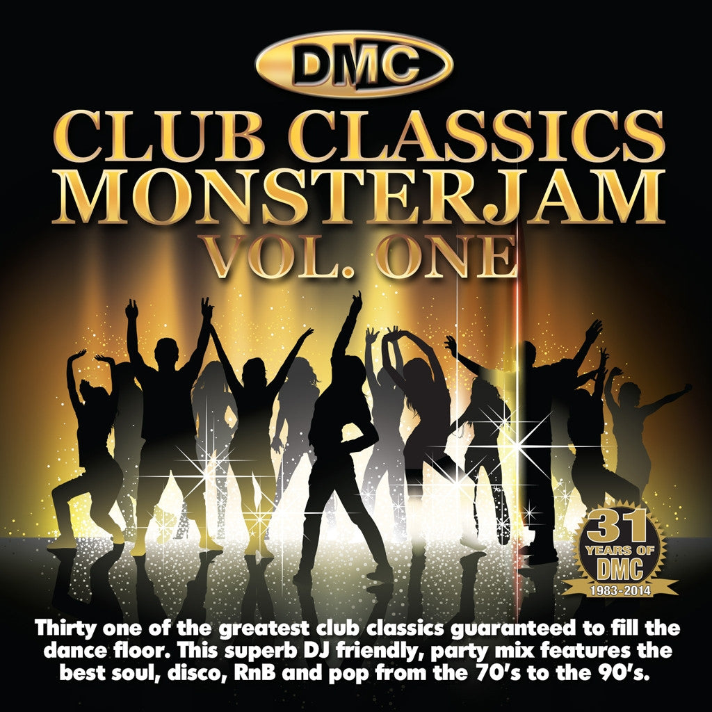 DMC Club Classics Monsterjam Vol 1