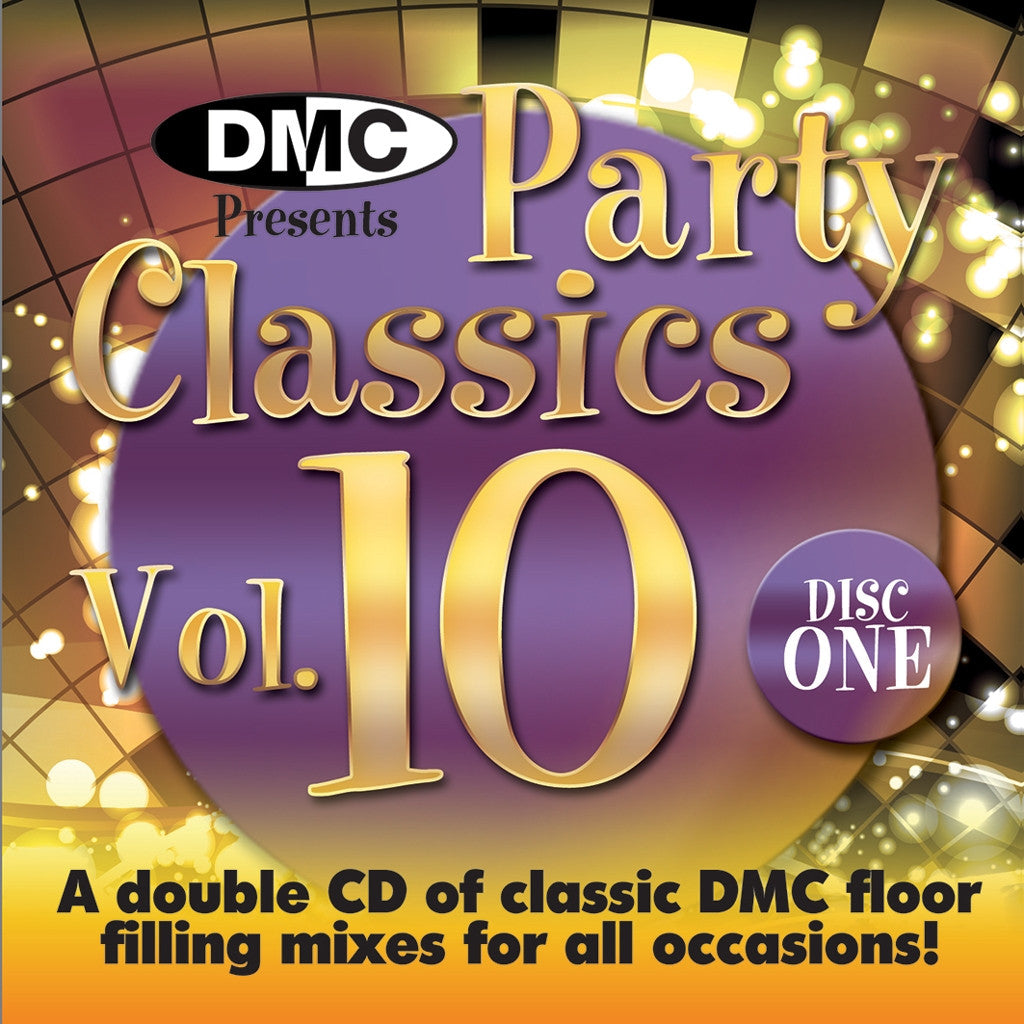 DMC Party Classics 10