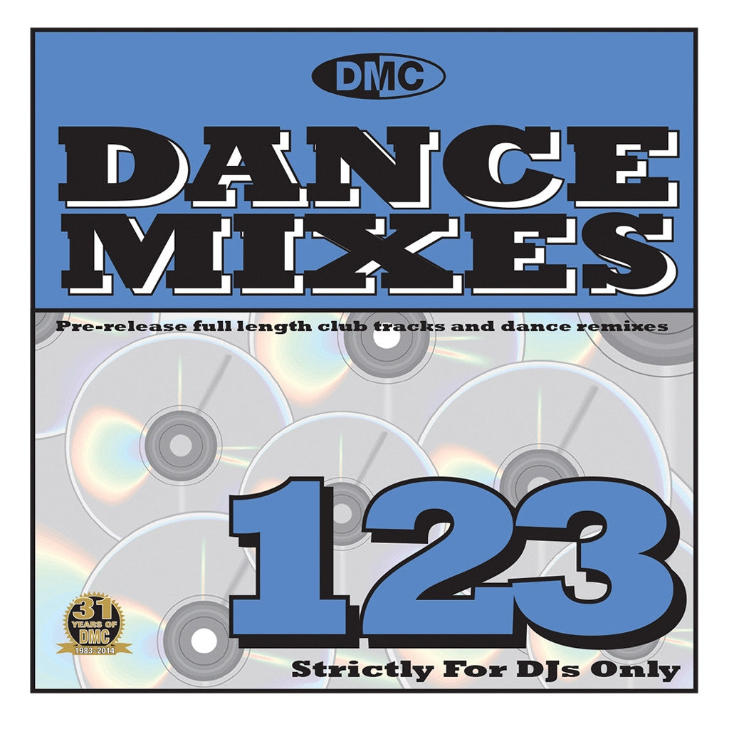 DMC Dance Mixes 123